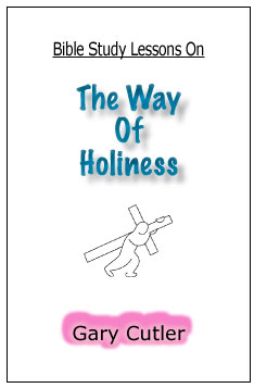 Way of Holiness cover
